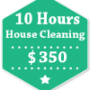 10 Hours House Cleaning
