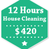 12 Hours House Cleaning