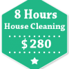8 Hours House Cleaning