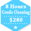 8 Hours Condo Apartment Cleaning