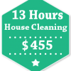 13 Hours House Cleaning