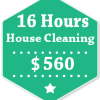 16 Hours House Cleaning