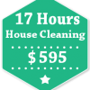 17 Hours House Cleaning